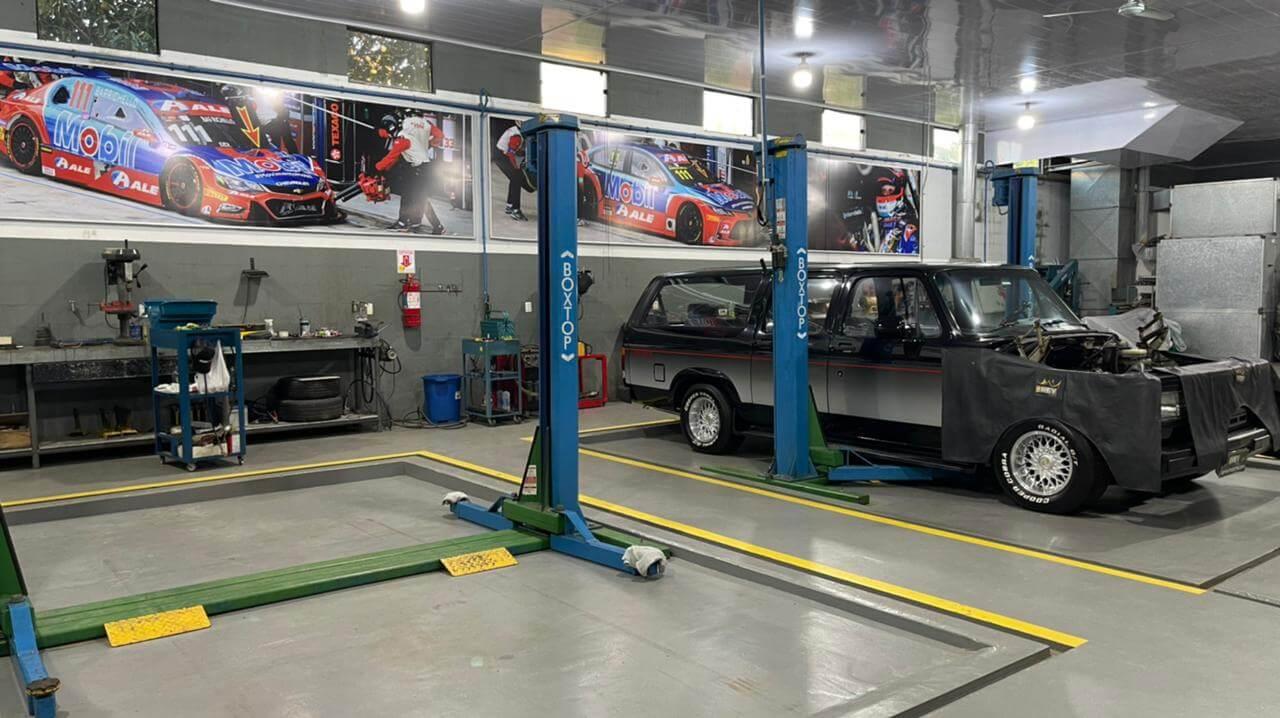 mecanica del rey motors paraguay camionete
