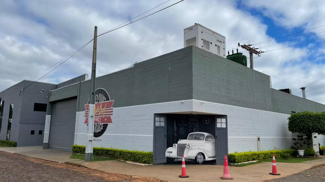 mecanica del rey motors paraguay entrada