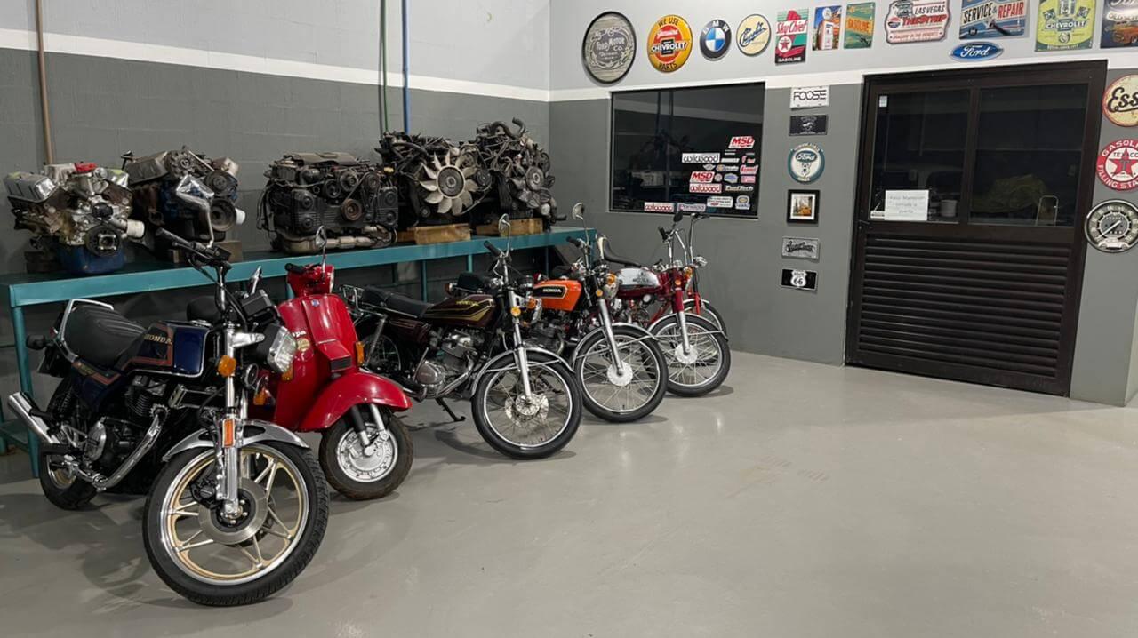 mecanica del rey motors paraguay motos